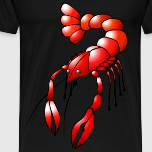 Crawfish 3 - Men's Premium T-Shirt