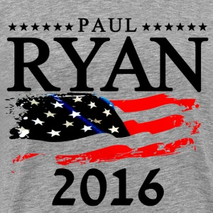 Paul Ryan 2016 T-Shirts - Men's Premium T-Shirt