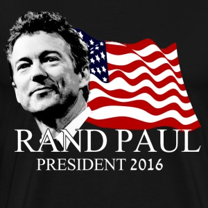 Rand Paul President 2016 T-Shirts - Men's Premium T-Shirt
