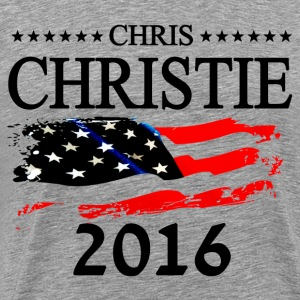Chris Christie 2016 T-Shirts - Men's Premium T-Shirt