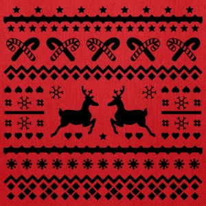 christmas reindeer Bags & backpacks - Tote Bag