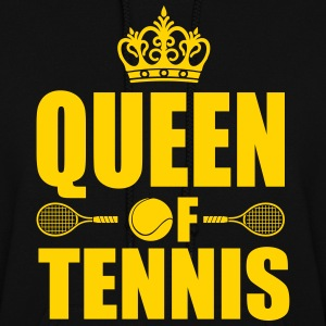 Queen of Tennis  Hoodies - Women's Hoodie