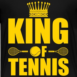 King of Tennis  Kids' Shirts - Kids' Premium T-Shirt