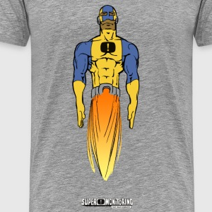 Superhero 2 - Men's Premium T-Shirt