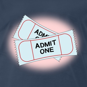 Tickets - Men's Premium T-Shirt