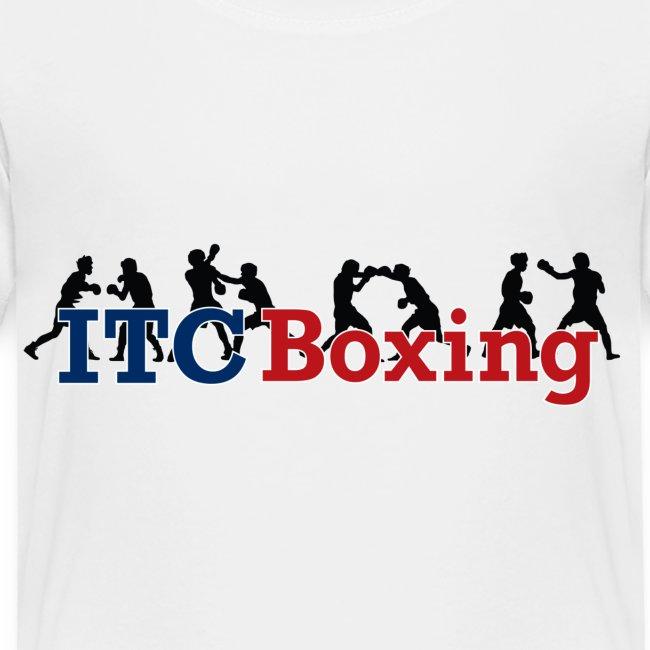 ITC Boxing Action Toddler T-shirt