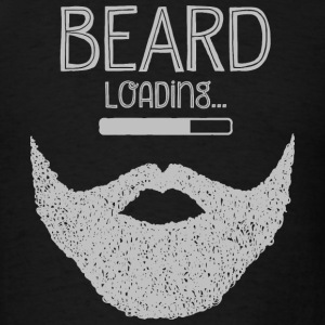 Beard Loading T-Shirts - Men's T-Shirt
