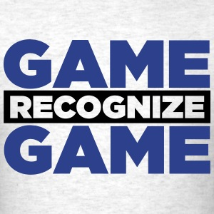 game recognize game T-Shirts - Men's T-Shirt