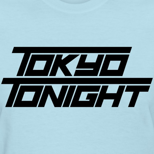Tokyo Tonight FONT  T for Ladies