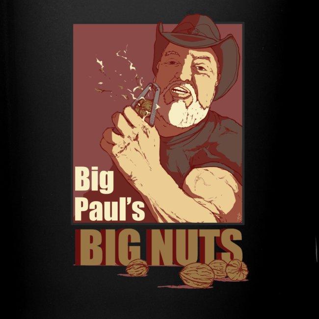 Big Paul's Big Nuts (double sided mug)