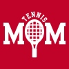 Tennis Mom Women's T-Shirts - Women's Premium T-Shirt