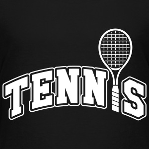 Tennis  Baby & Toddler Shirts - Toddler Premium T-Shirt