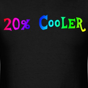 20% Cooler T-Shirts - Men's T-Shirt