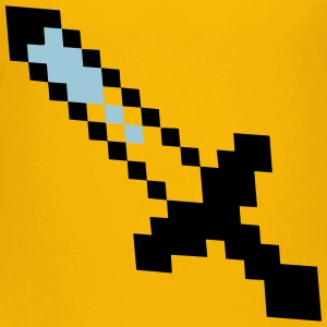 Mine Craft Sword! - Kids' Premium T-Shirt
