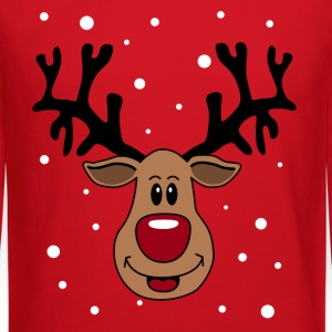 Rudolf 2 Long Sleeve Shirts - Crewneck Sweatshirt