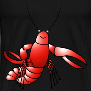 Crawfish 1 - Men's Premium T-Shirt