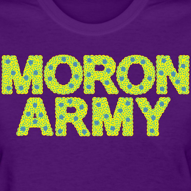 MORON ARMY - Smiles and paws