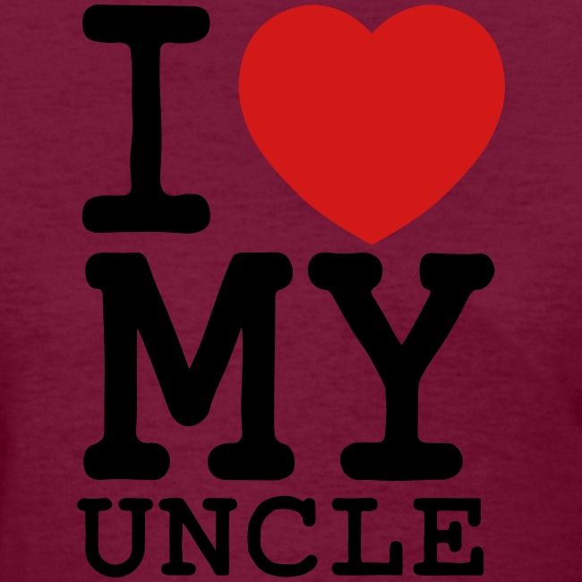 I Heart My Uncle