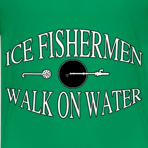 Ice Fishing  - Kids' Premium T-Shirt