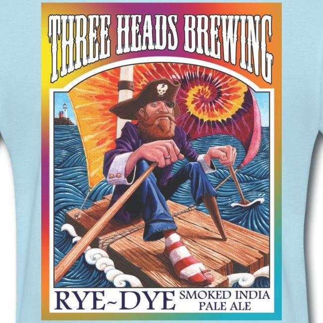 Rye Dye Smoked IPA - Black Logo
