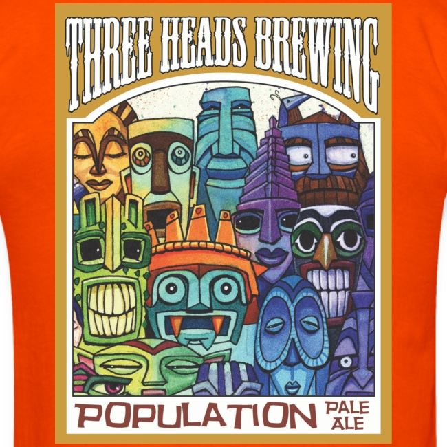 Population Pale Ale - Black Logo