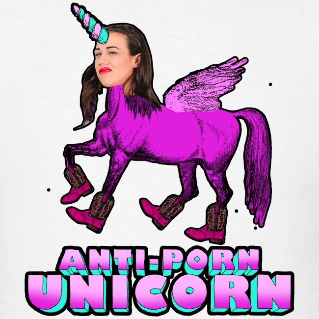 Anti-Porn Unicorn