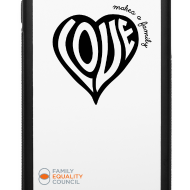 Design ~ Love Makes a Family - Iphone 6