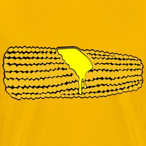 Corn on the Cob - Men's Premium T-Shirt