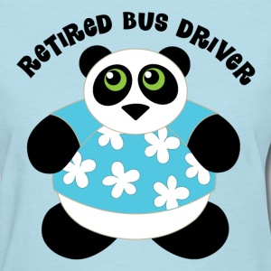 Retired Bus Driver Gift Women's T-Shirts - Women's T-Shirt