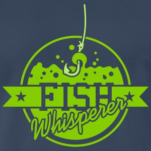 The fish whisperer (2c) T-Shirts - Men's Premium T-Shirt