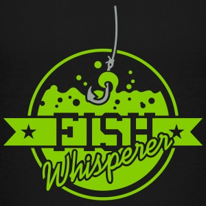 The fish whisperer (2c) Kids' Shirts - Kids' Premium T-Shirt