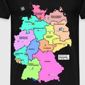Deutschland - Men's Premium T-Shirt