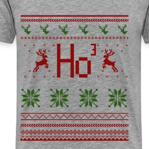 Sweater Shirt | HoHoHo - Men's Premium T-Shirt