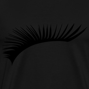 Lashes - Men's Premium T-Shirt