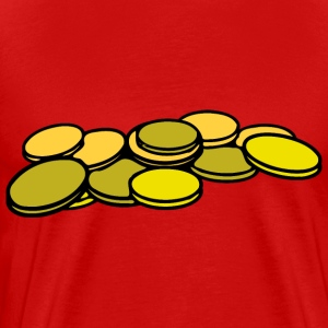 Coin - Men's Premium T-Shirt