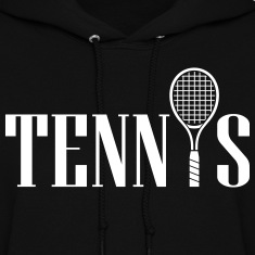 Tennis  Hoodies