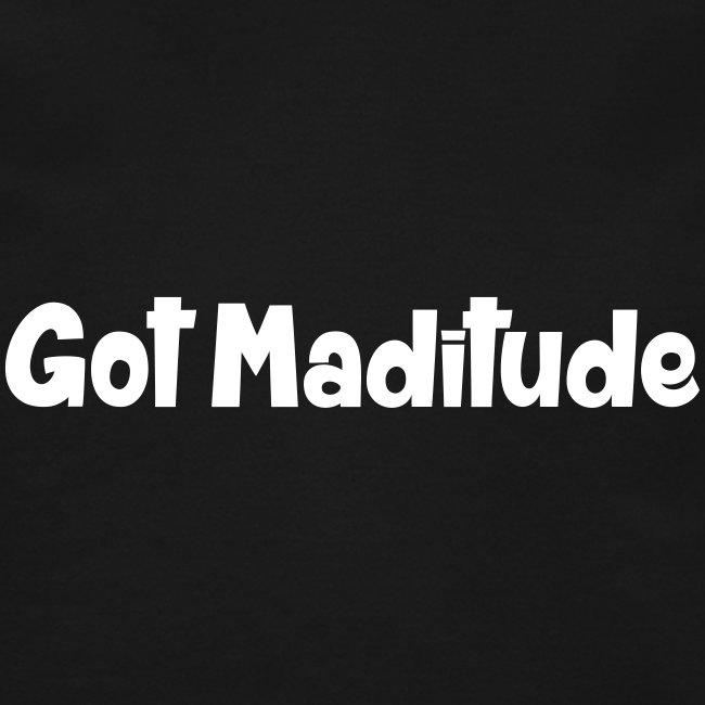 Got Maditude Men's Crew