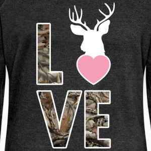 LOVE Shirt - Country Closet Long Sleeve Shirts - Women's Wideneck Sweatshirt