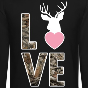 LOVE Shirt - Country Closet Long Sleeve Shirts - Crewneck Sweatshirt