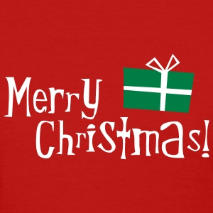 Merry Christmas! Women's T-Shirts - Women's T-Shirt