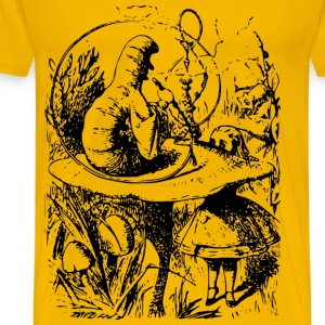 Alice In Wonderland 15 - Men's Premium T-Shirt