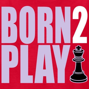 Born 2 Play Chess (Kids'} - Kids' T-Shirt