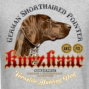 gsp-kurzhaar Long Sleeve Shirts - Crewneck Sweatshirt