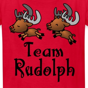 Team Rudolph Kids' Shirts - Kids' T-Shirt