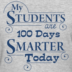 100th Day of School Women's T-Shirts - Women's T-Shirt