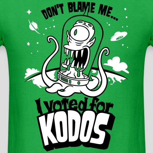 The Simpsons: I Voted for Kodos