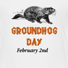 Ground Hog Day February 2nd Kids' Shirts