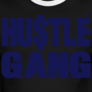 HUSTLE GANG - Men's Ringer T-Shirt