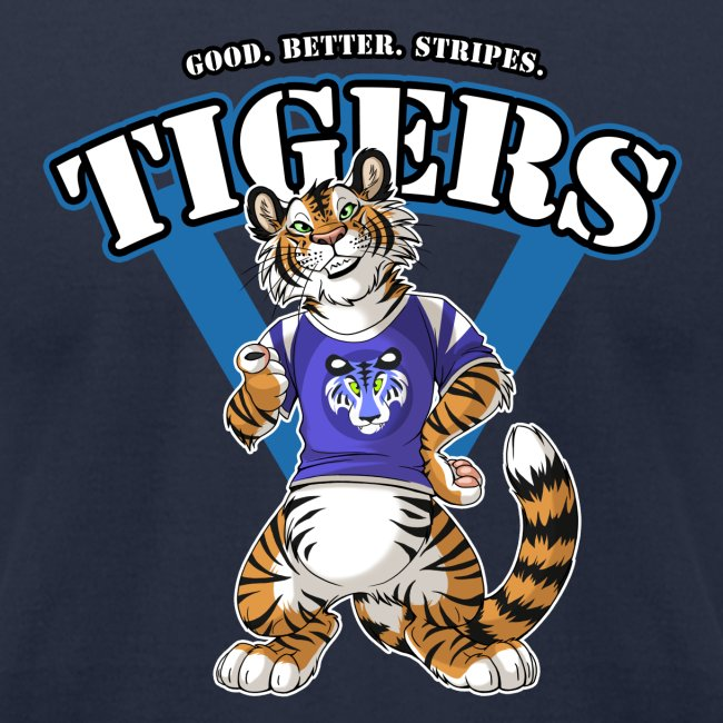 Team TIGERS - Blue