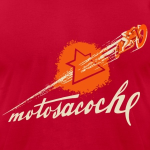 motosacoche T-Shirts - Men's T-Shirt by American Apparel